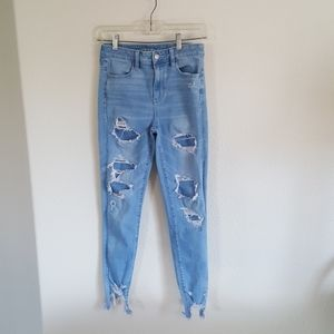 American Eagle womens size 4 jeans